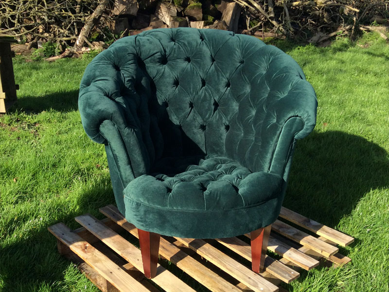 armchair restoration
