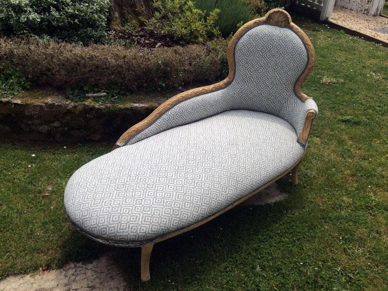 chaise longue restoration