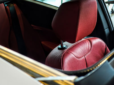 upholstery of vehicle and boat interiors